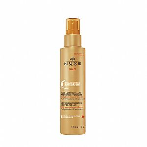 NUXE Sun Moisturizing Protective Milky Oil For Hair 100ml