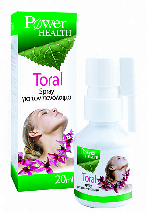 POWER HEALTH TORAL SPRAY 20ml