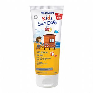 FREZYDERM PROMO PACK KIDS Sun Care SPF50+ ΜΕ 25ml ΕΠΙΠΛΕΟΝ ΠΡΟΪΟΝ 175ml