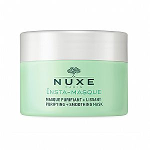 NUXE Face Mask – Purifying - Μάσκα προσώπου για Βαθύ Κaθαρισμό + Λείανση 50ml