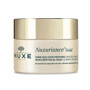 NUXE NUXURIANCE® GOLD Nutri-Fortifying Oil-Cream 50ml