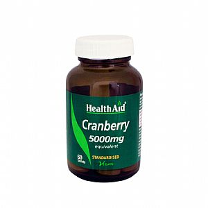 HEALTH AID Cranberry 500mg 60tabs